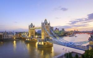 Мост в Лондоне