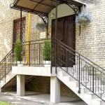 Уличные лестницы 6