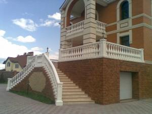 Уличные лестницы 7