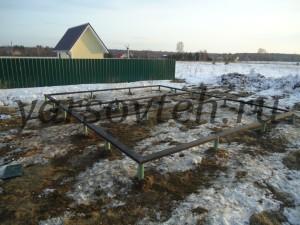Фундамент -Рыбинск 2