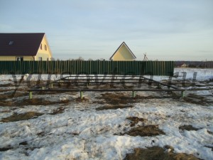 Фундамент, Рыбинск(80 км от Ярославля)