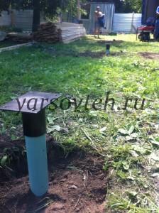 Фундамент на винтовых сваях в Ярославле