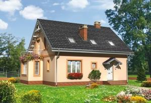 загородный дом Ярсовтех