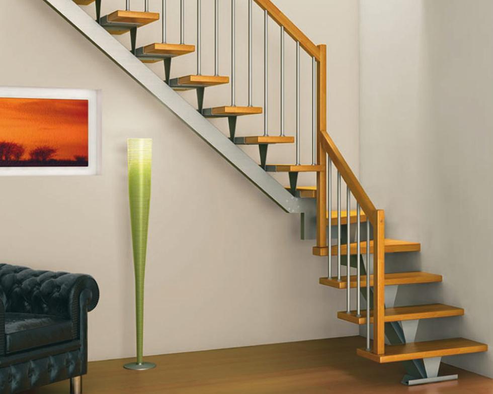 Фото железных лестниц на второй этаж дизайн