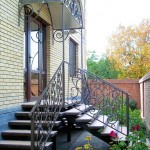 уличная лестница 3