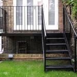 уличная лестница 4